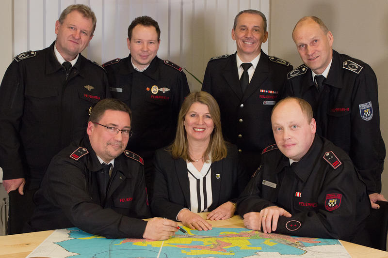 Gemeinsames Feuerwehrgerätehaus für Anzhausen und Flammersbach?