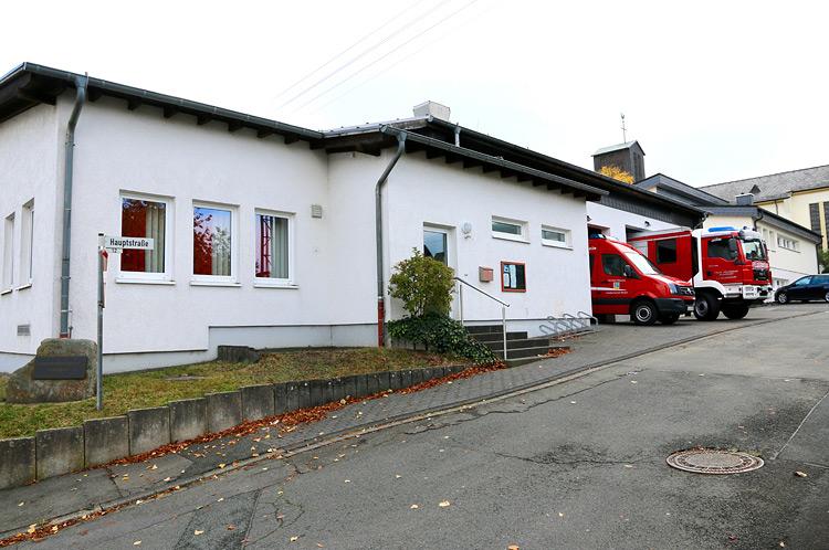 Neues Feuerwehrgerätehaus für Löschgruppe Wilgersdorf?